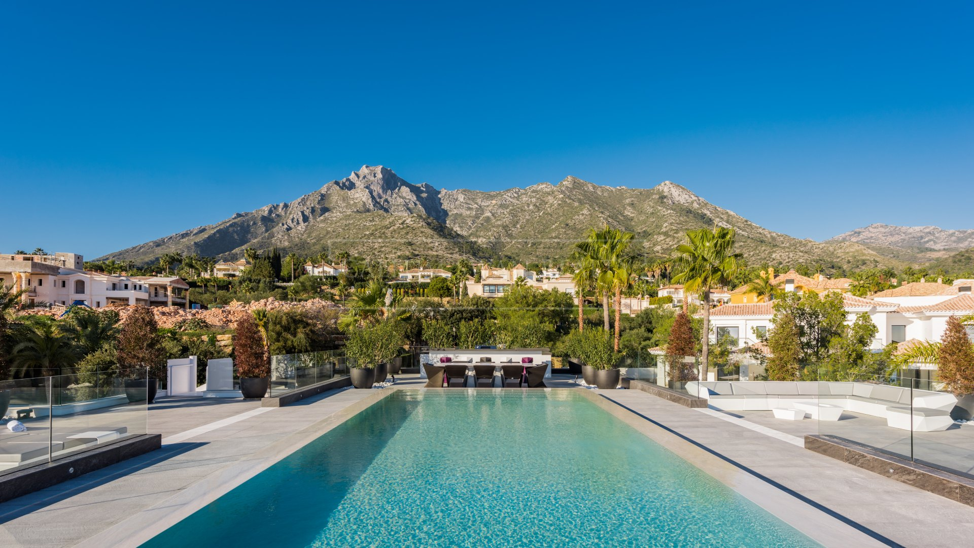 Villa for rent in Sierra Blanca, Marbella Golden Mile