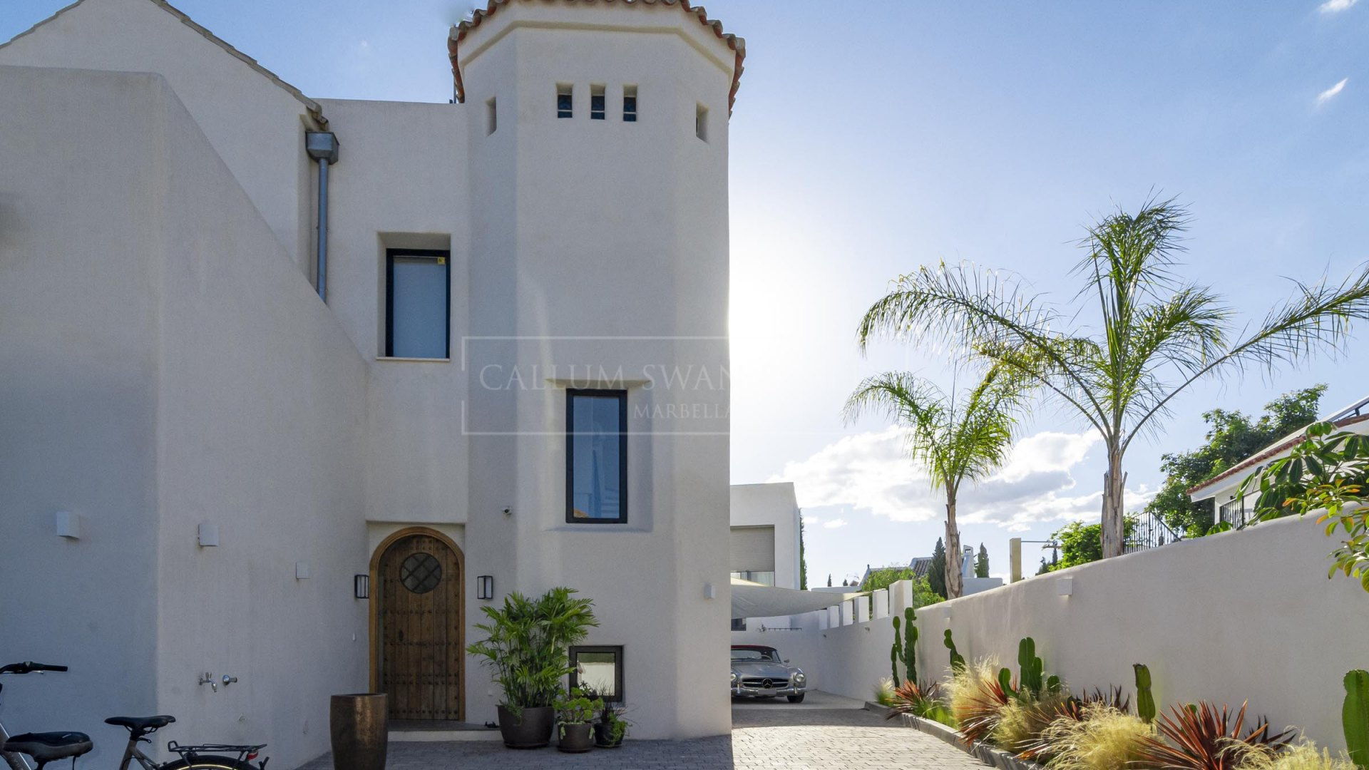 Villa for rent in Casablanca, Marbella Golden Mile