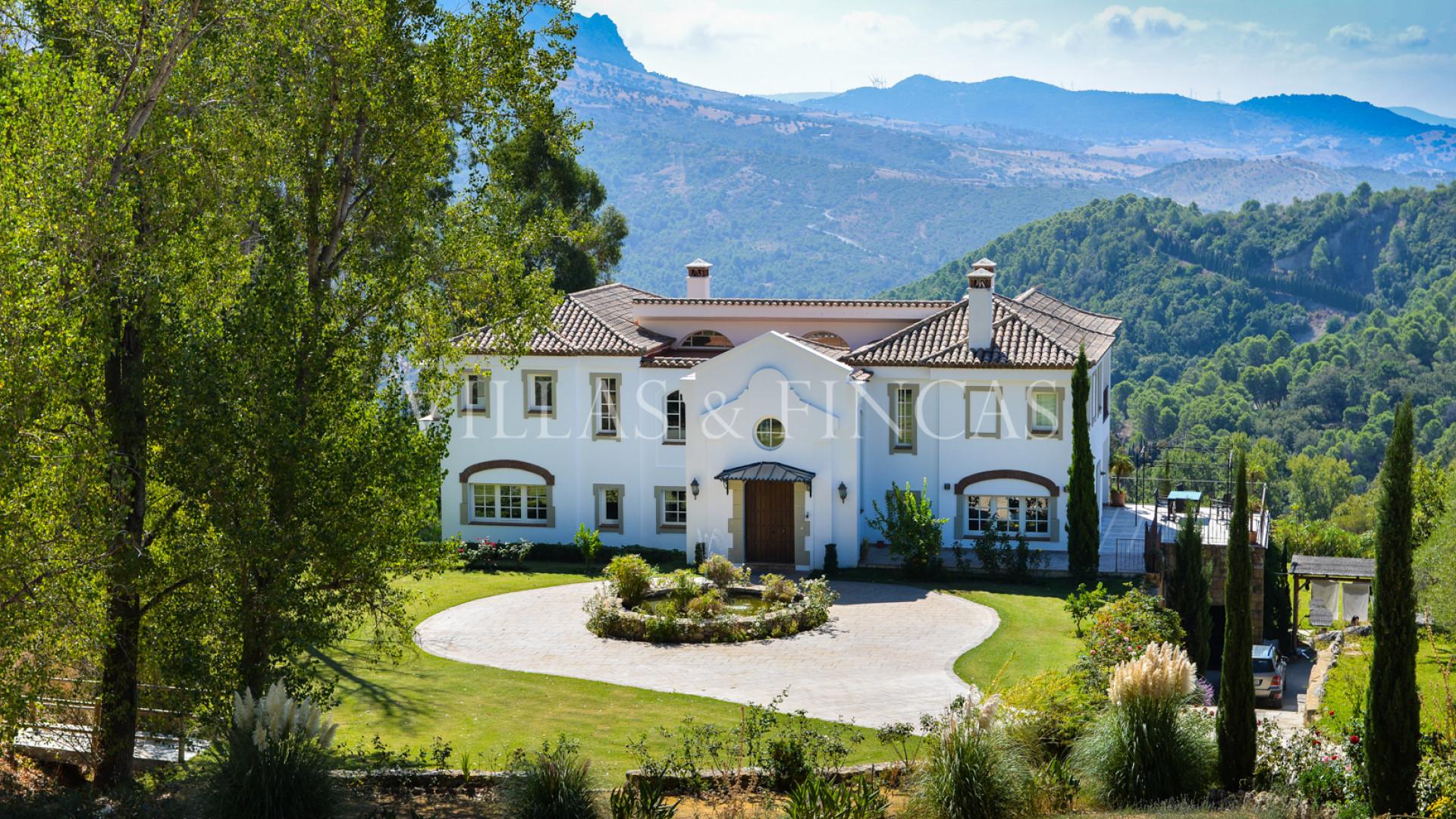 Country House in Gaucin