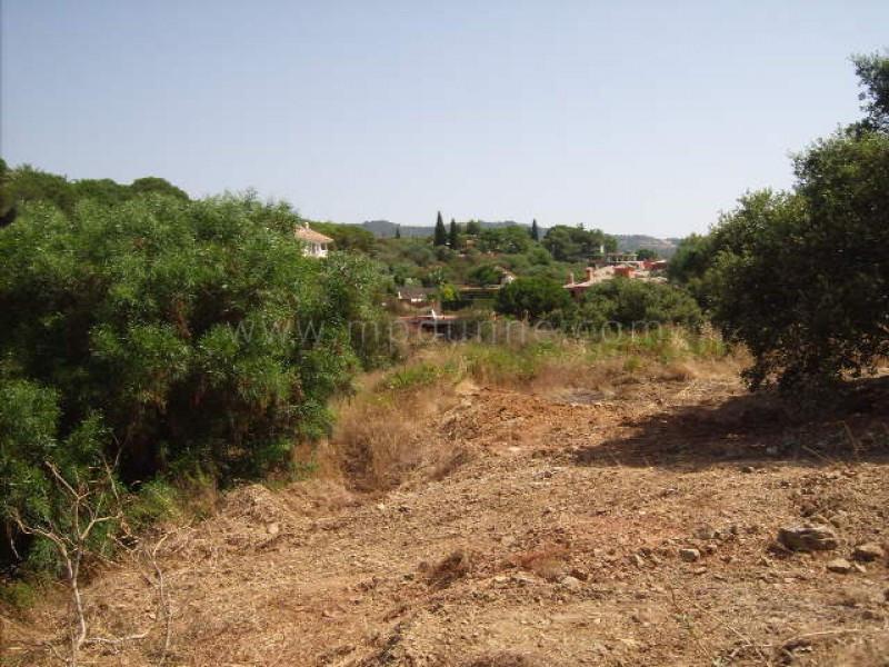 Участки земли в урбанизации в марбелье