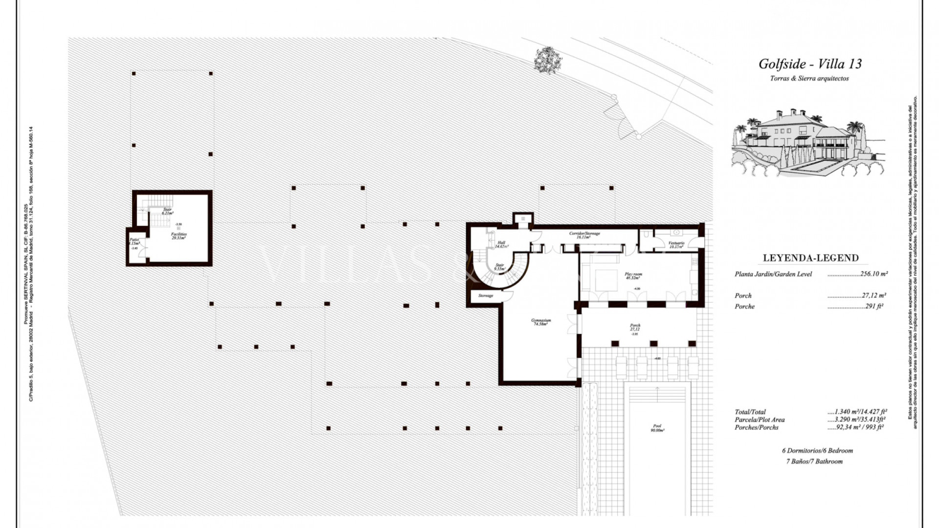 Villa for sale in Casares