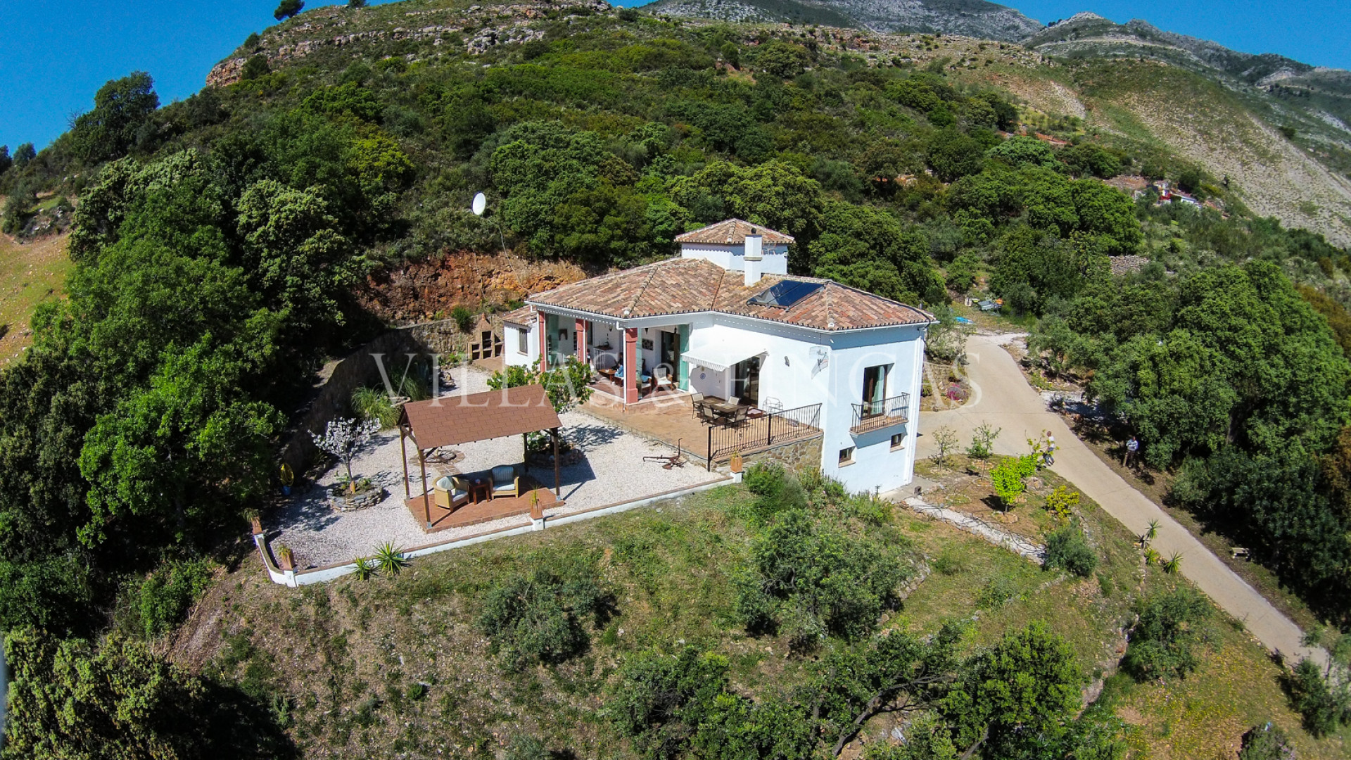 Country House for sale in Casarabonela