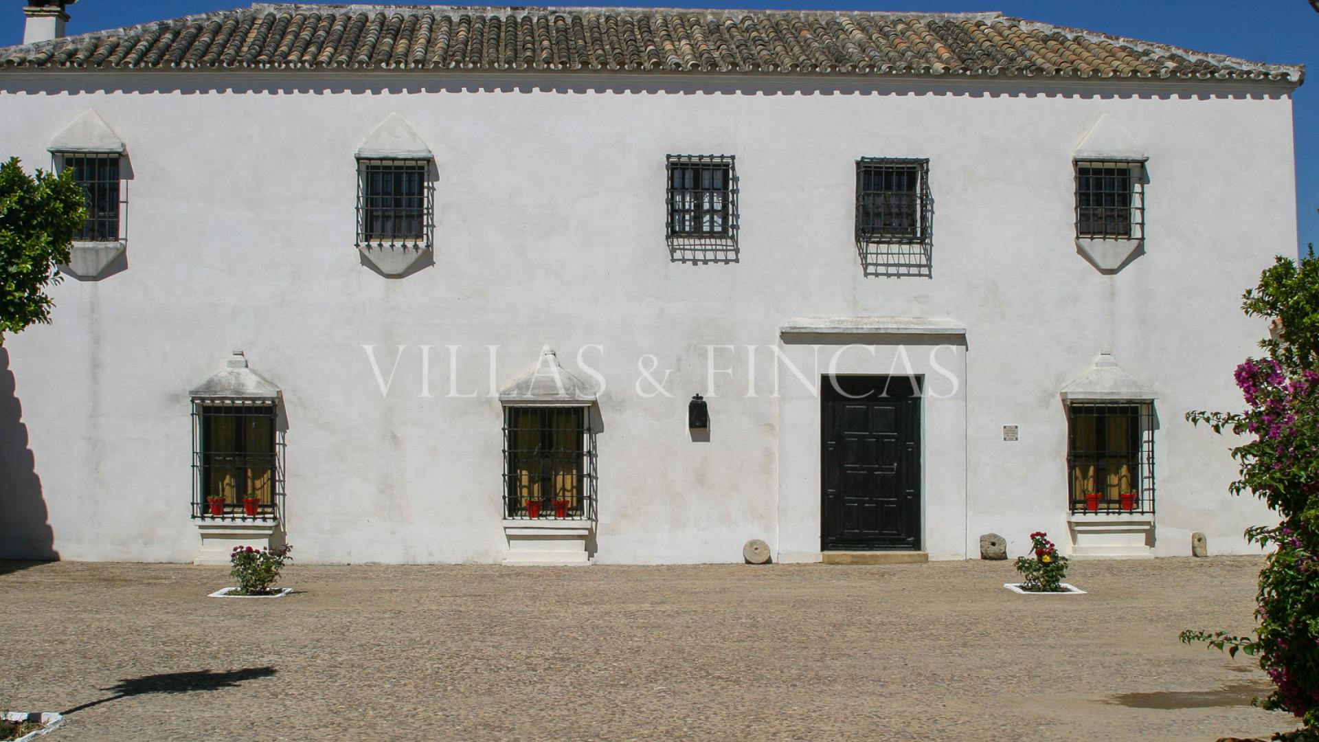 Cortijo till salu i Sevilla