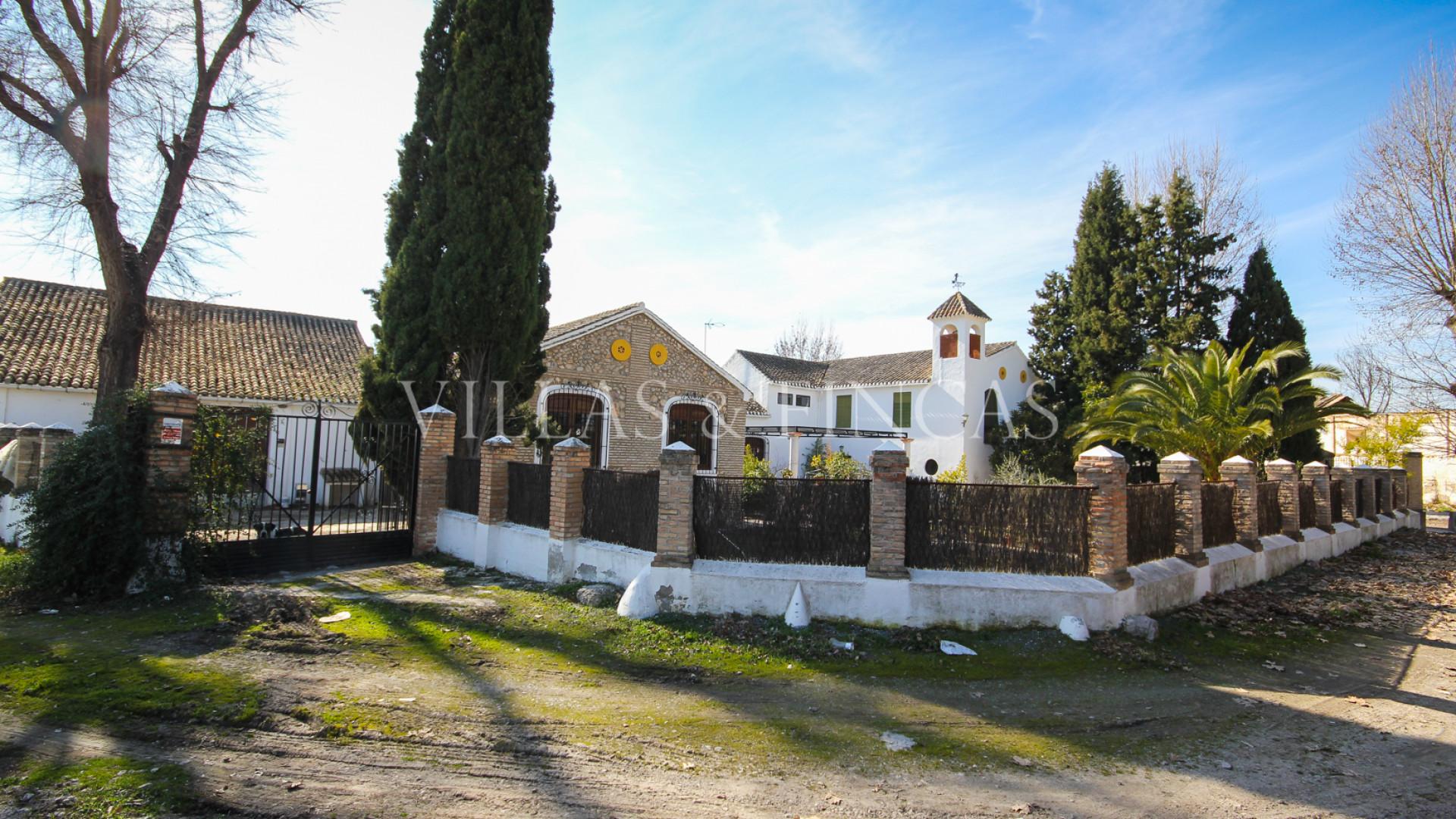 Bauernhaus im Verkauf in Granada
