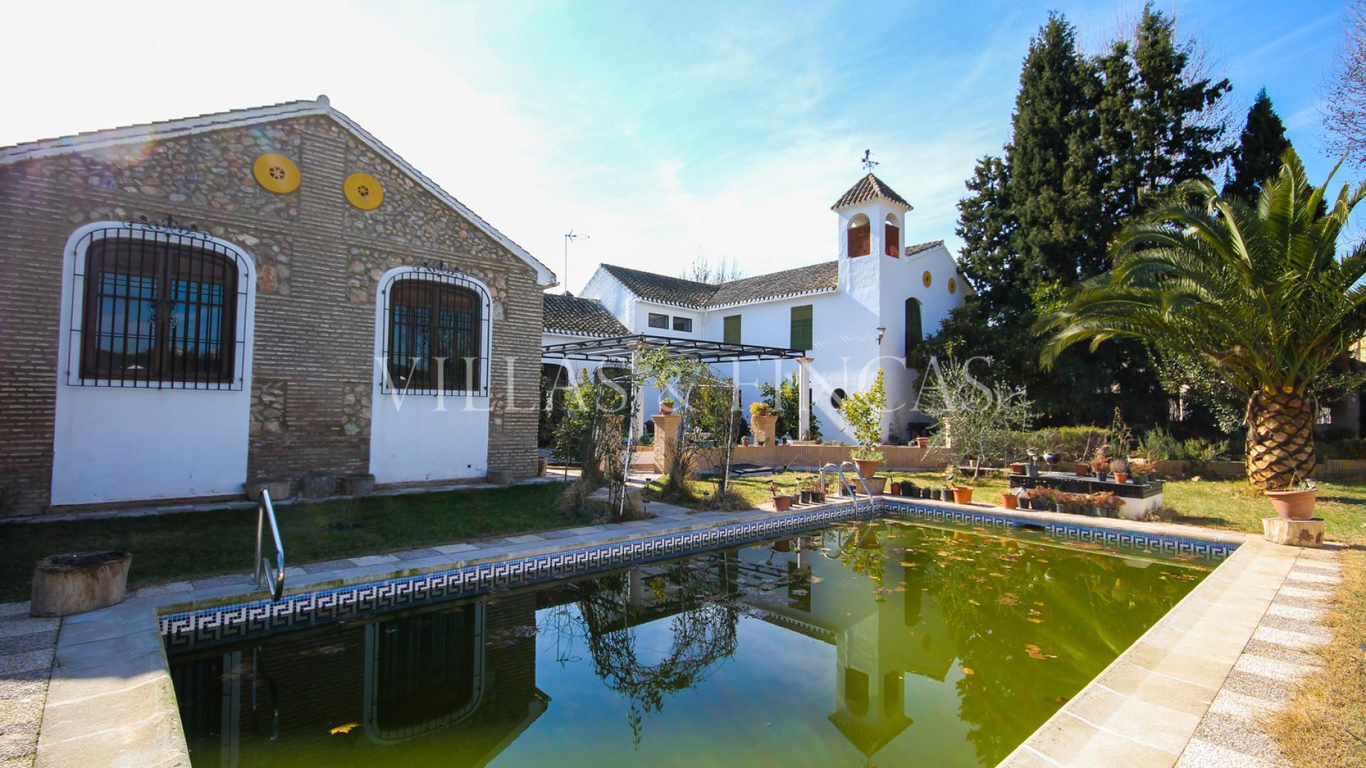 Cortijo en venta en Granada