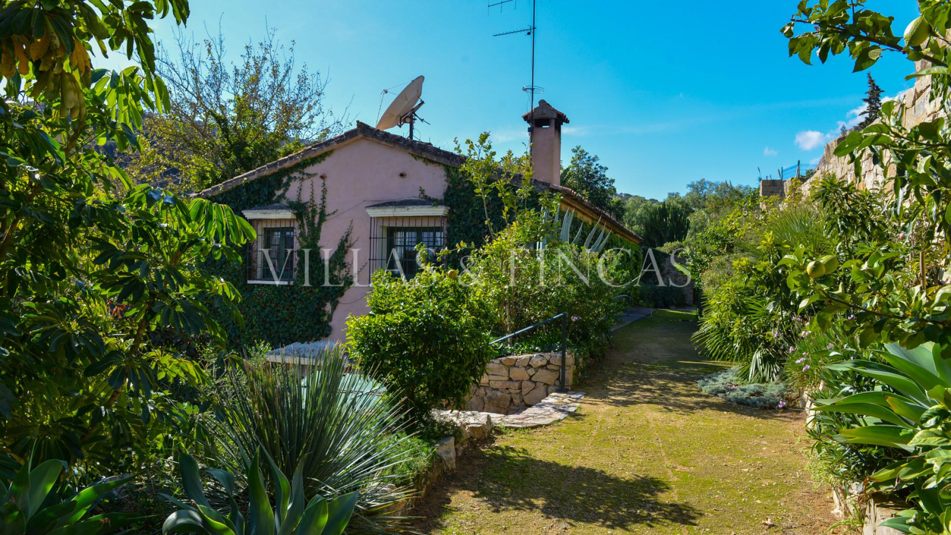 Hus på landet till salu i Jimena de La Frontera