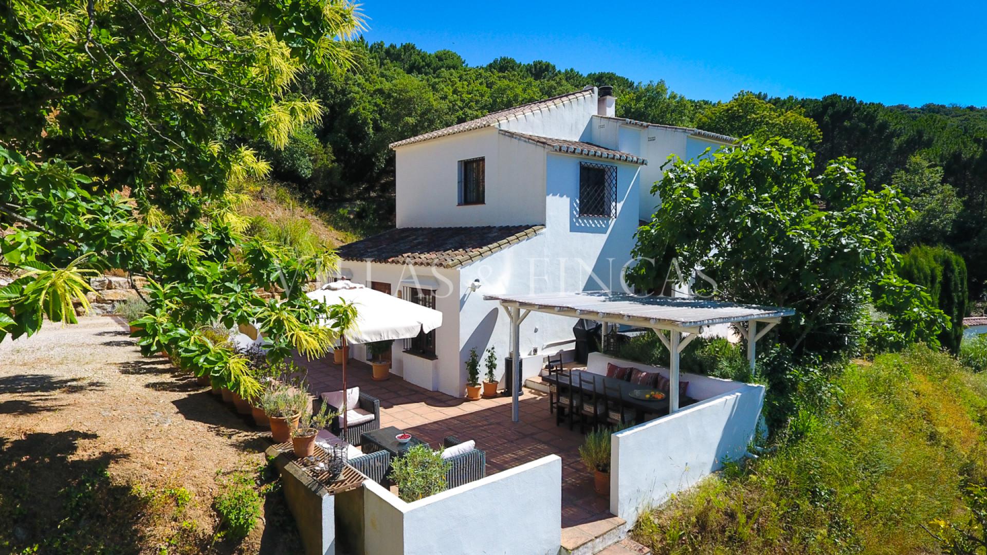 Landhuis te koop in Casares Montaña, Casares