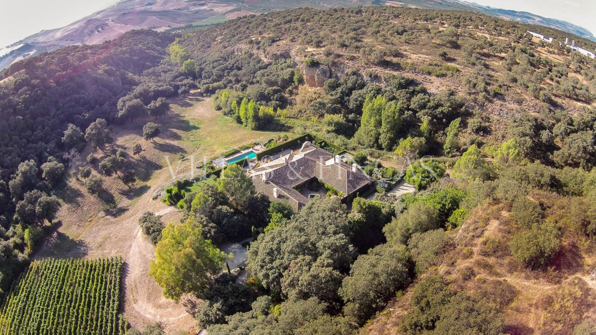 Hus på landet till salu i Ronda