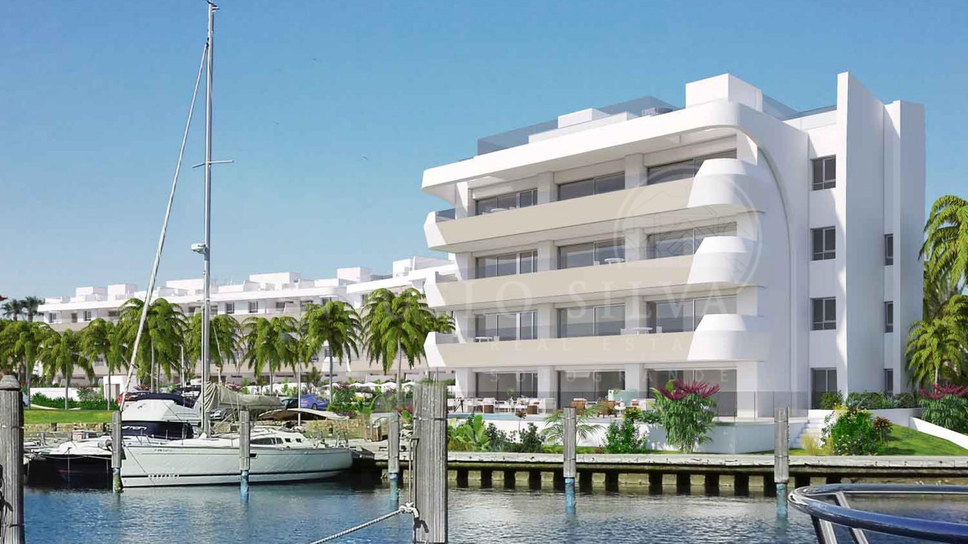 Apartment in Pier, Sotogrande