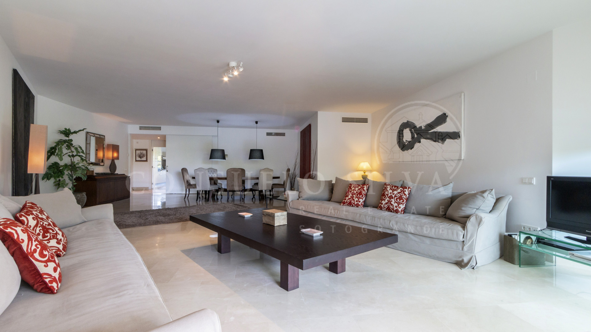 Apartamento en Polo Gardens, Sotogrande