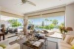 Preciosa Villa moderna con vistas al mar