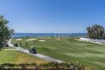 Private Villa Fronting Golf and Sea