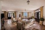 Villa de estilo andaluz en El Madroñal