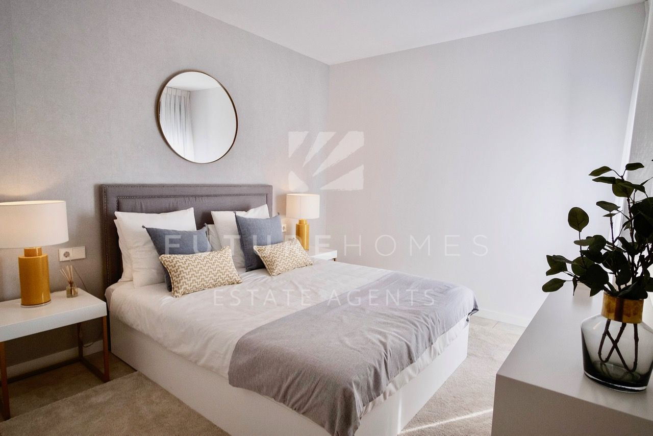 Brand new finished project of contemporary style apartments in the heart of Estepona!