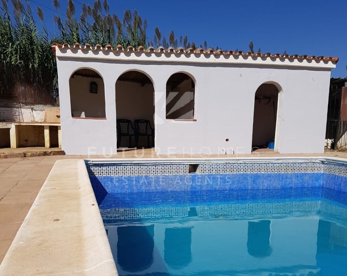 Detached villa on one level for sale in Valle Romano Estepona