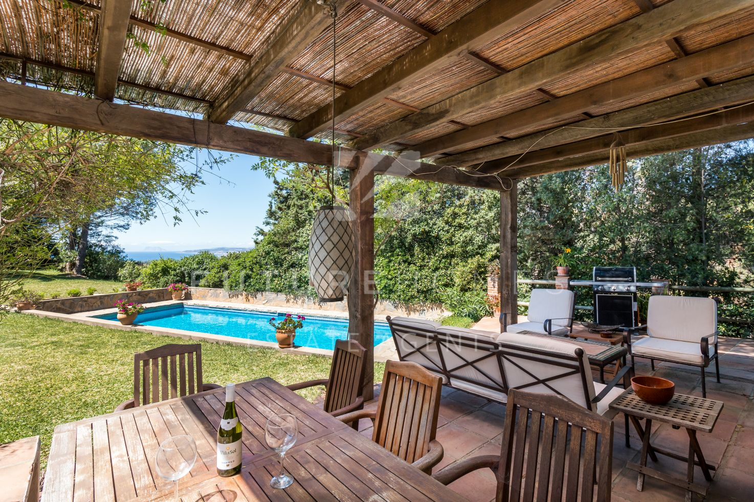 Unique country estate located in Los Reales, Estepona.