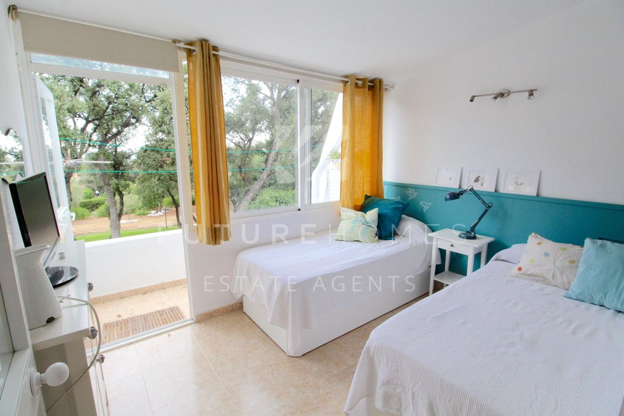 Cosy one bedroom apartment for sale in Seghers near Estepona port