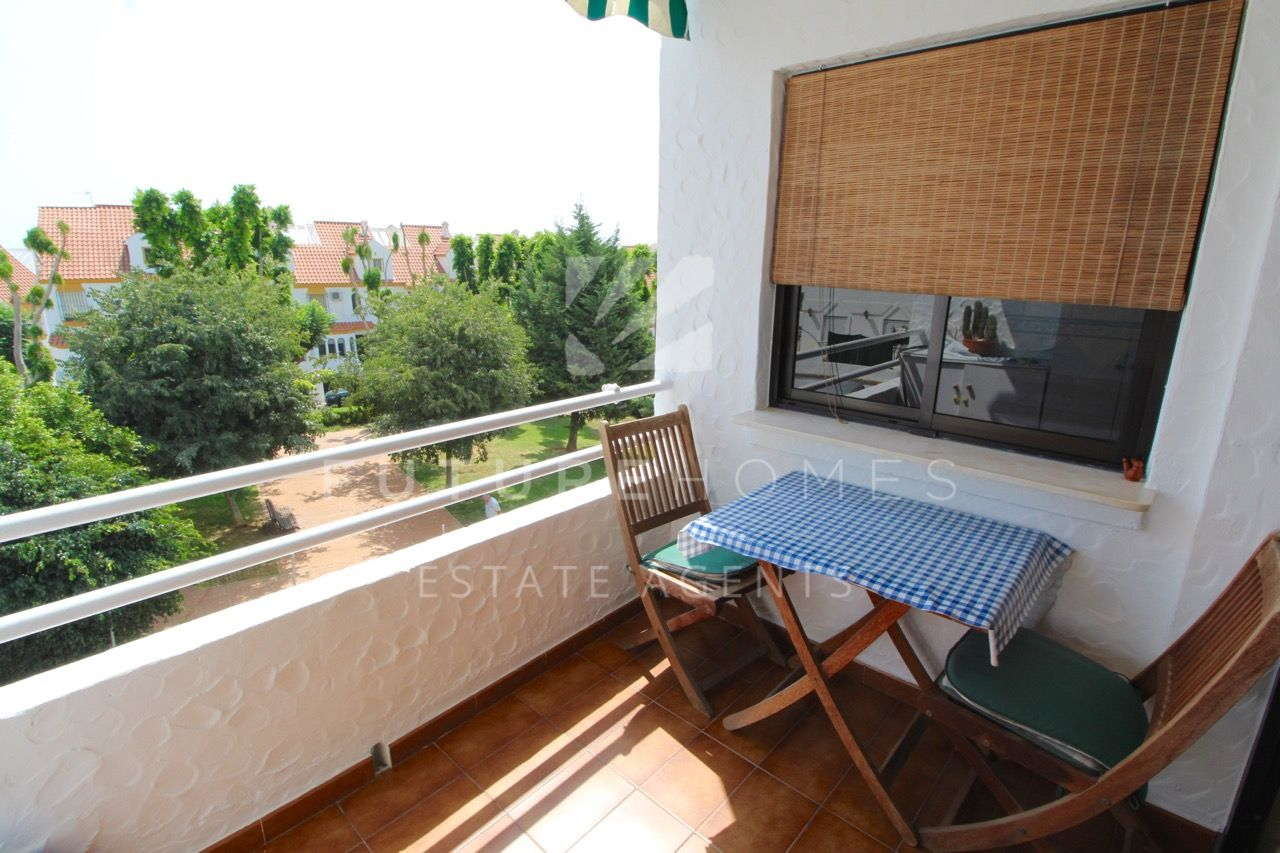 Duplex for sale in the popular urbanisation of Seghers, Estepona