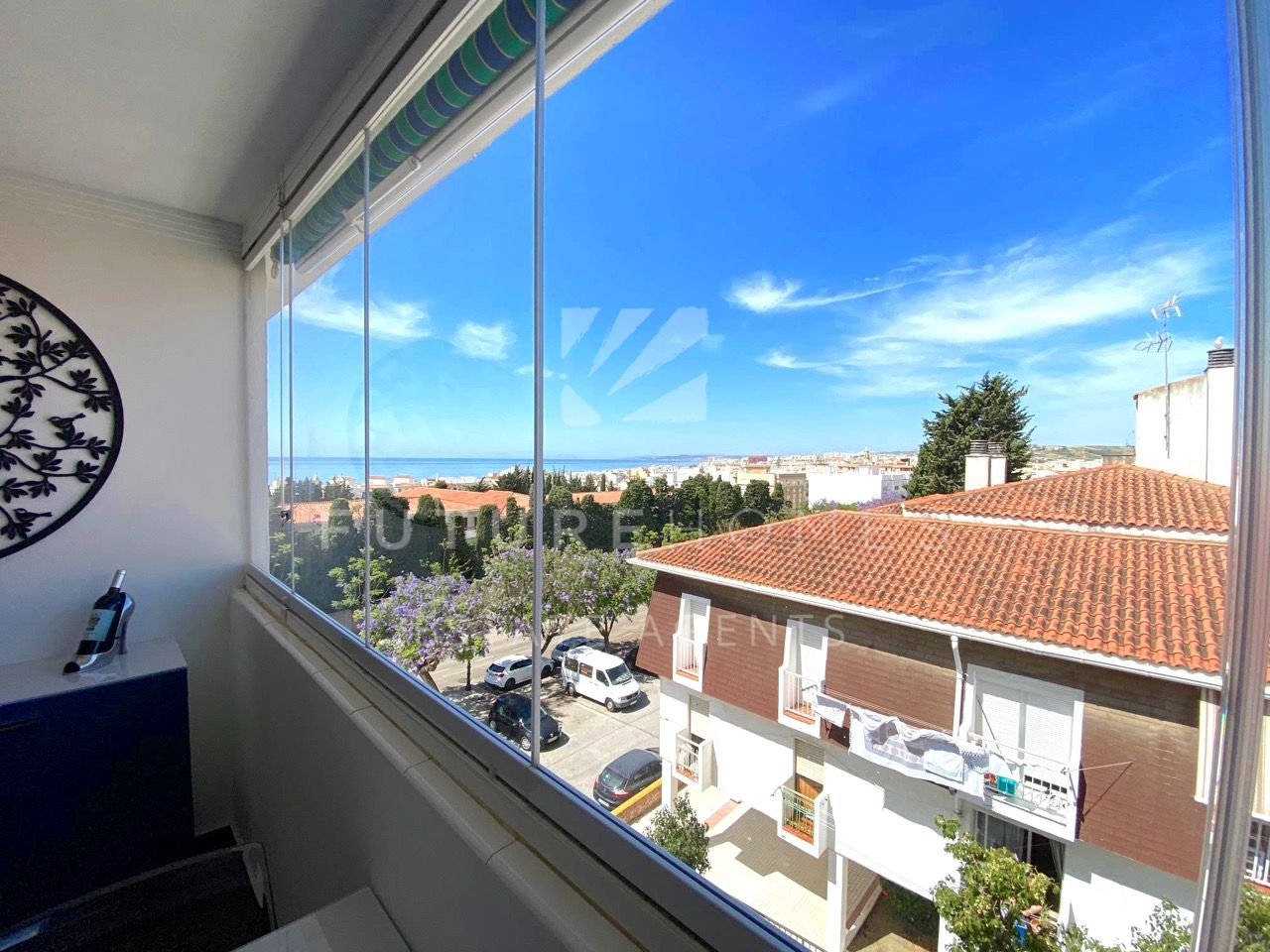 Modern recently renovated apartment in Estepona town just 300m from the beach