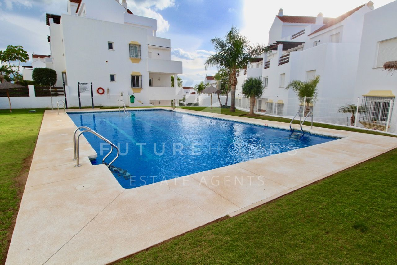 Fantastic penthouse apartment in Valle Romano golf resort!