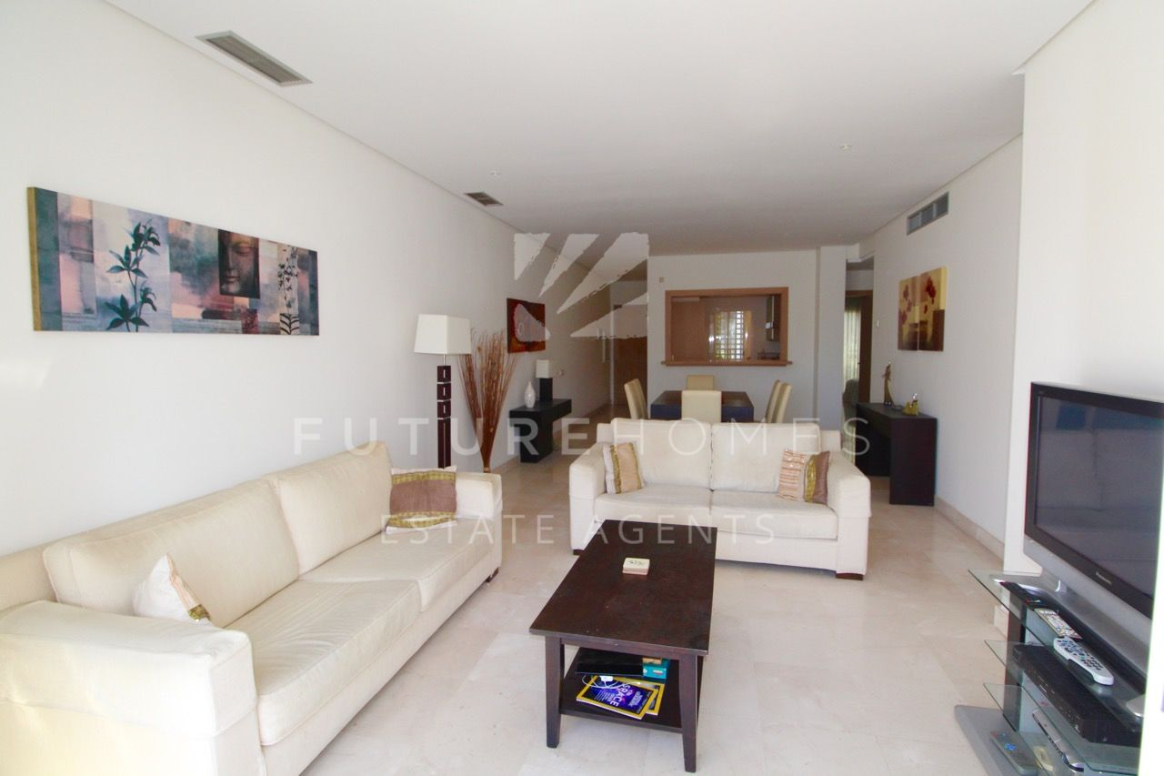 Penthouse apartment located on the exclusive urbanisation of Alcazaba Beach in Estepona