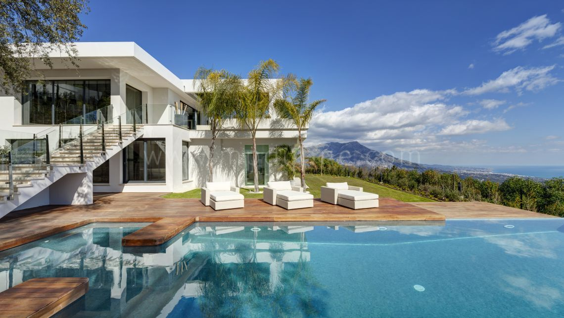 Benahavis, Magnificent modern home in La Zagaleta