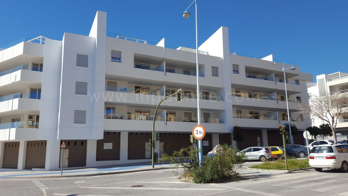 San Pedro de Alcantara, Brand new beachside apartment in San Pedro Alcantara
