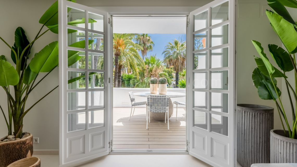 Marbella Golden Mile, Stunning penthouse in the best location in Golden Mile
