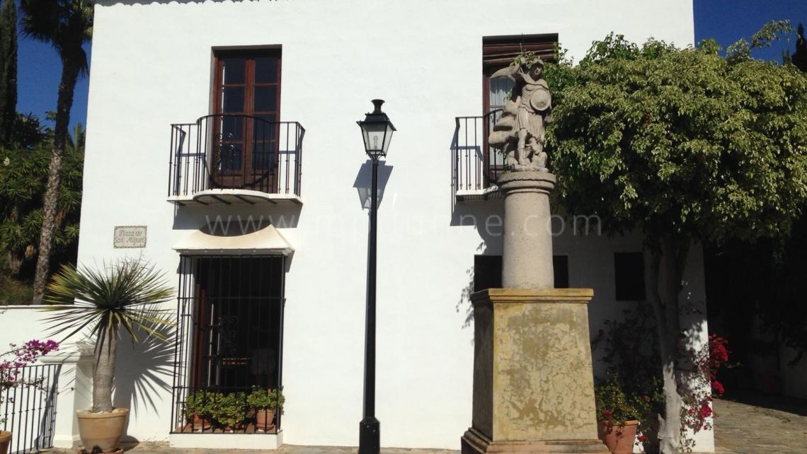 Marbella Golden Mile, Beautiful townhouse in Las Lomas De Marbella Club