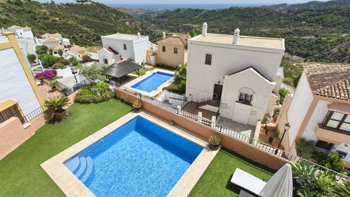 Benahavis, Villa in Monte Mayor Country Club, Benahavis