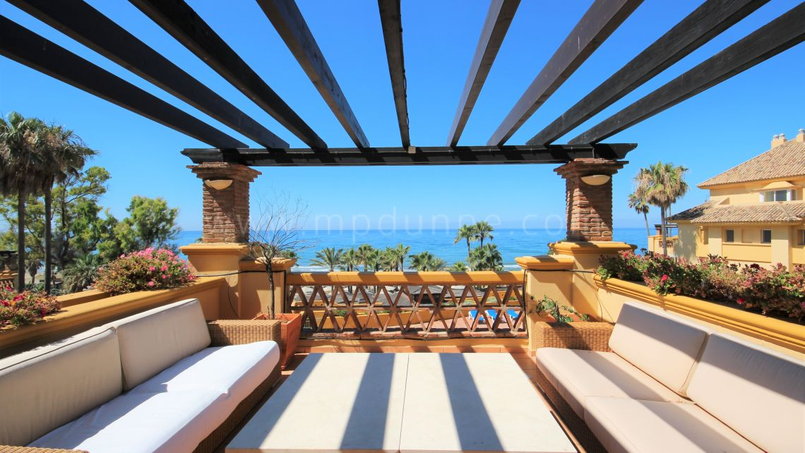 Marbella Est, Fantastique appartement à Rio Real Playa
