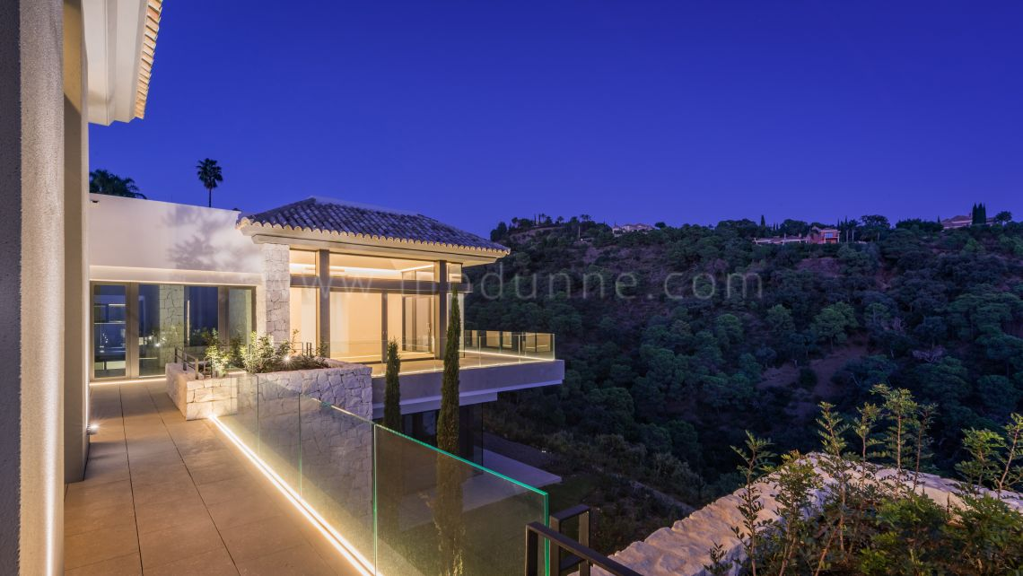 Outstanding Modern Contemporary New Build Villa in La Zagaleta - Gallery
