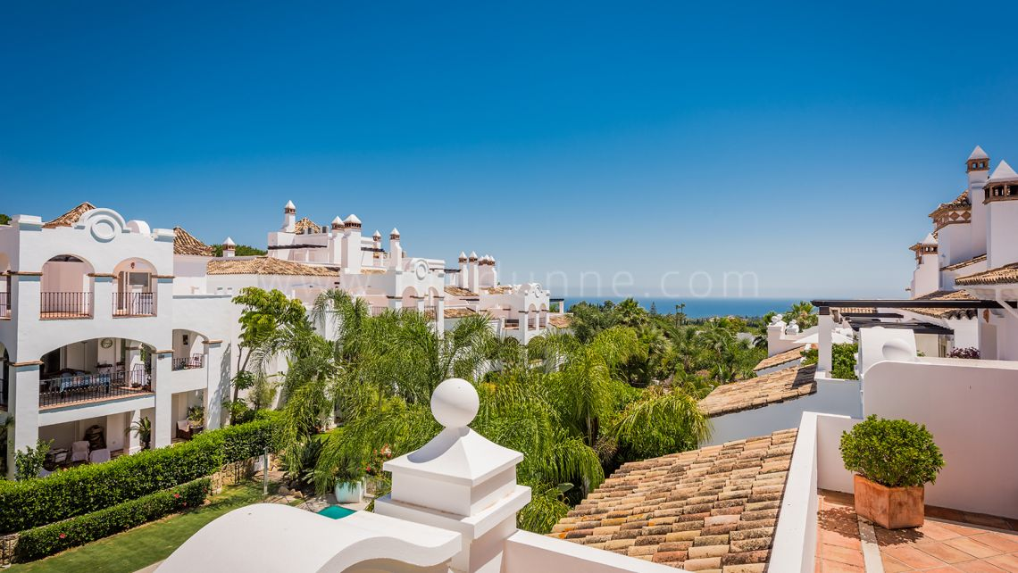 Mille d'Or à Marbella, Columbus Hills, Sierra Blanca, Marbella, Appartements contemporains