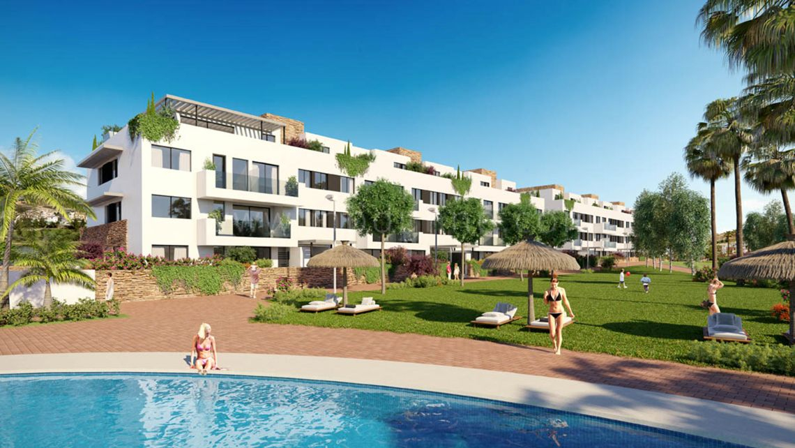 Mijas Costa, NAVIGOLF PHASE 3, La Cala de Mijas, Off Plan luxury apartments and penthouses