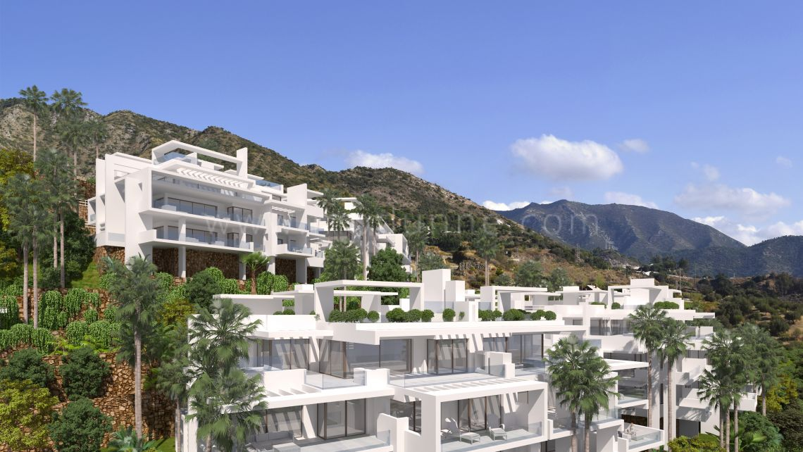 Ojen, Palo Alto Modern living with Contemporary Style in Marbella