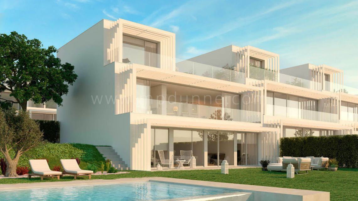Sotogrande, Brand new villa close to the golf in Sotogrande