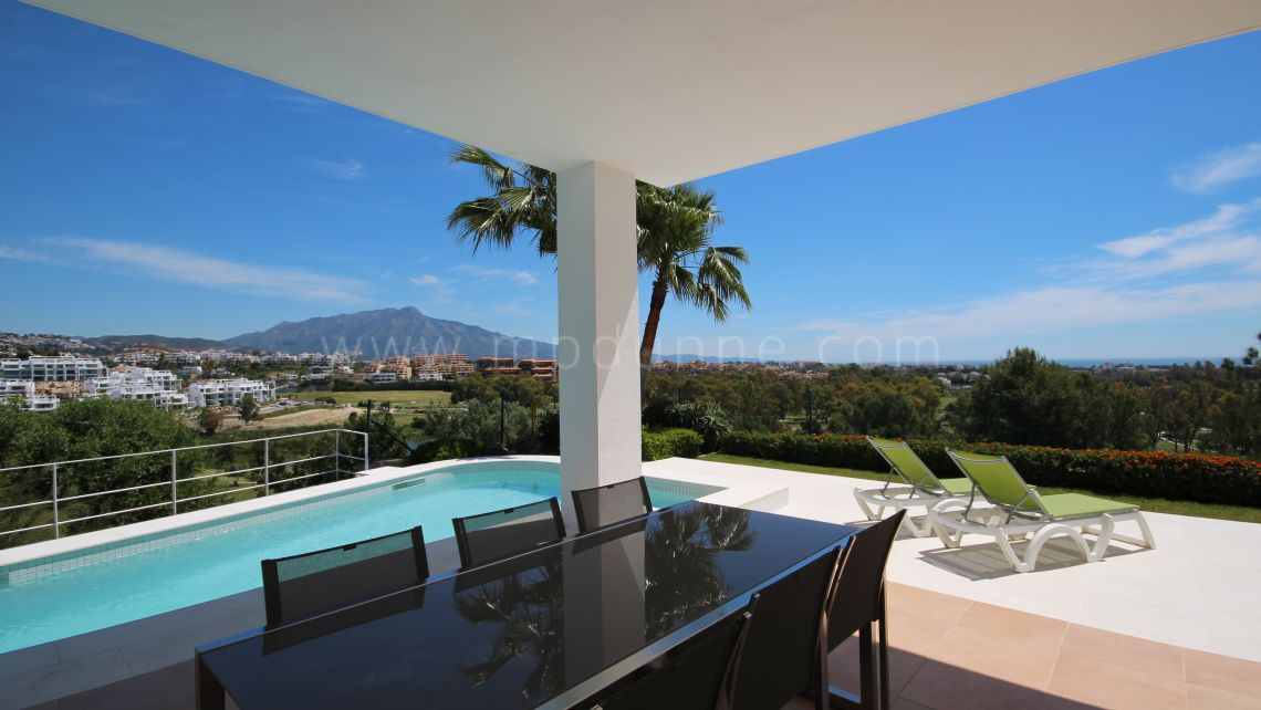 Benahavis, Magnificent Villa with fabulous views in La Alqueria, Benahavis