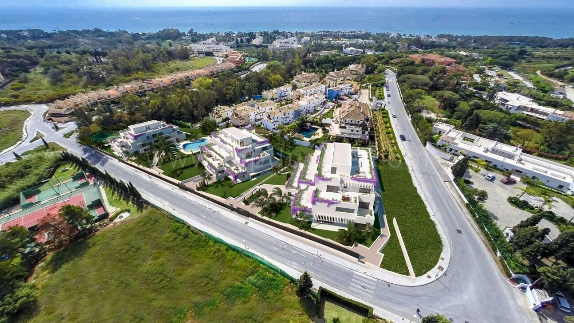 Marbella Golden Mile, Modern Brand New Apartment in new complex Golden Mile Marbella
