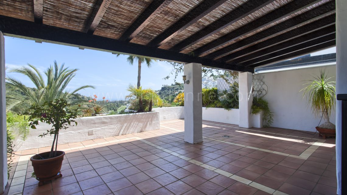 Benahavis, Fantastisches Duplex-Penthouse in La Quinta Golf, Benahavis