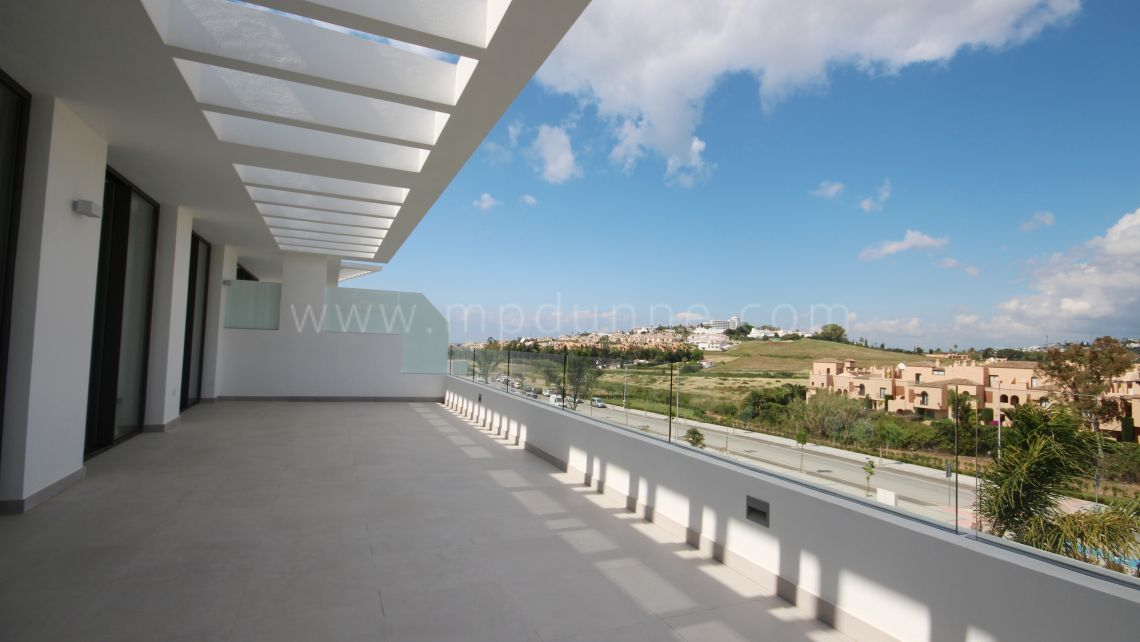 Estepona, Cataleya, new off plan apartments