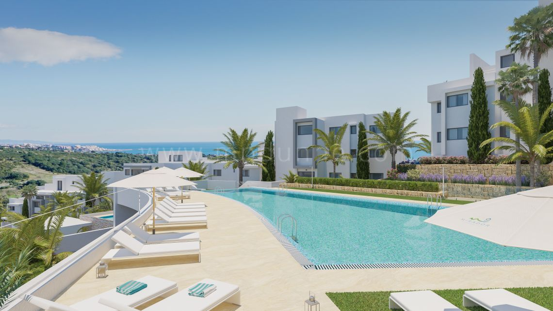 New off plan 2 bedroom apartment in Estepona Golf - Gallery
