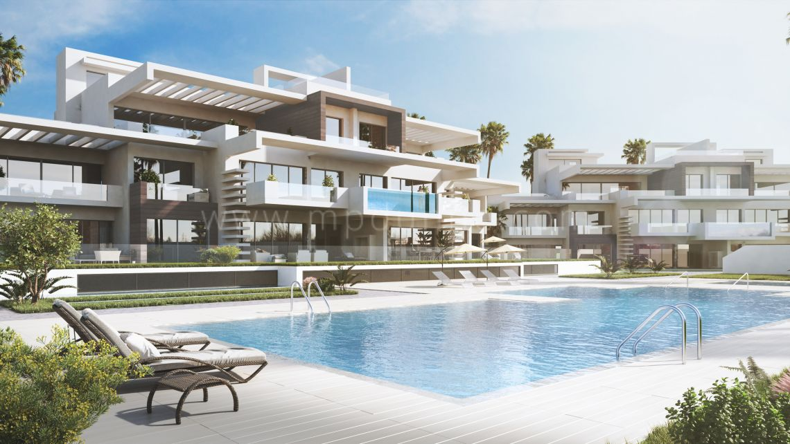 Marbella Golden Mile, Beautiful project in the Lomas de Marbella