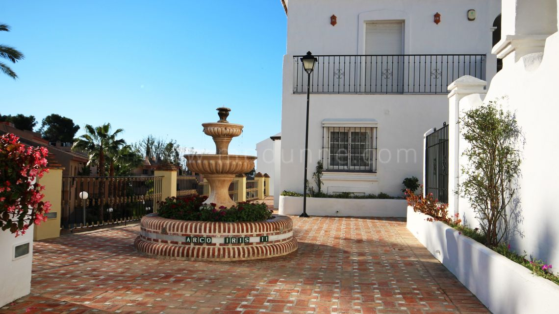 Marbella Golden Mile, Townhouse walking distance to the beach the Golden Mile in Marbella