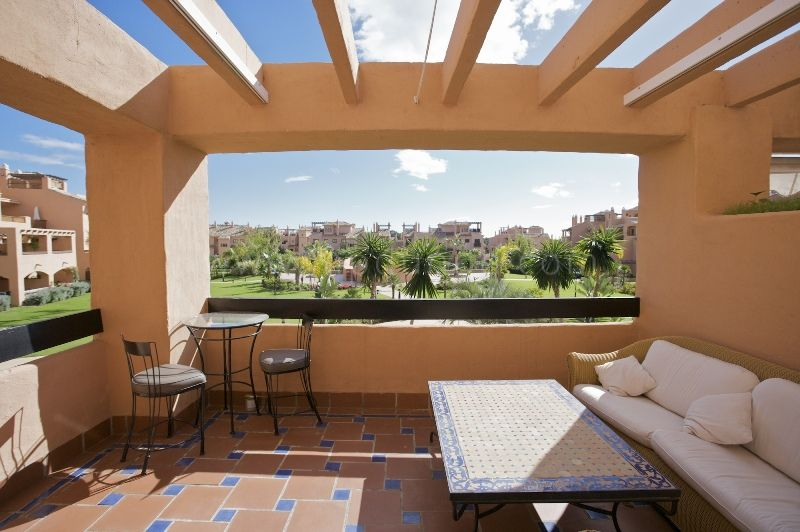 Estepona, Beautiful apartment for rent in the New Golden Mile