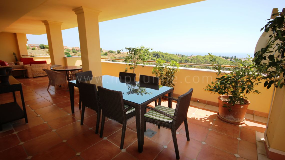 Marbella Golden Mile, 3 bedroom apartment for sale in Condado de Sierra Blanca