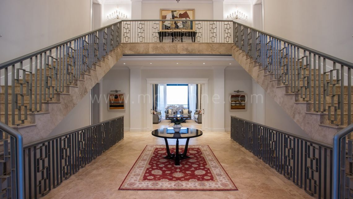 Exceptional New Mansion in Sierra Blanca - Gallery