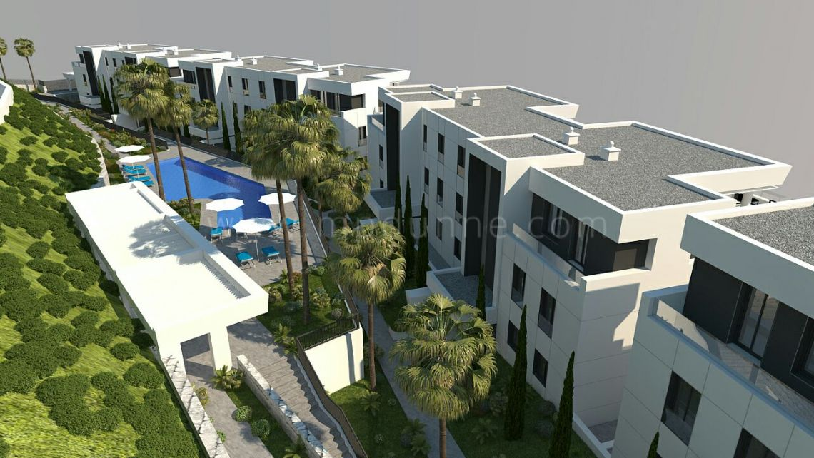 Nueva Andalucia, Modern off-plan apartments for sale in Nueva Andalucia