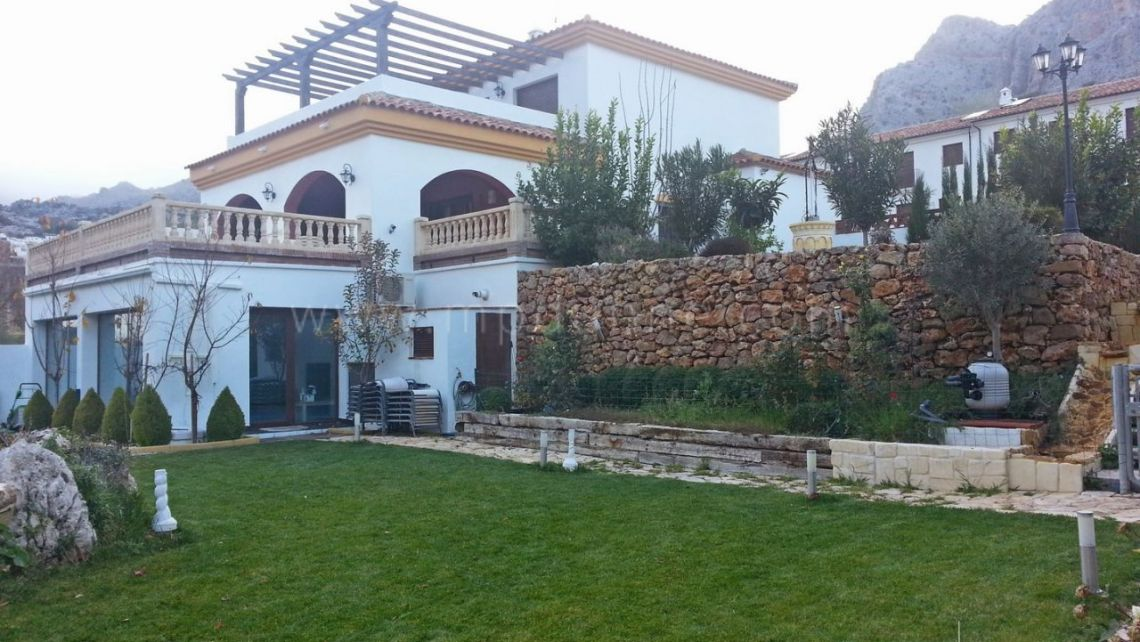 Montejaque, Lovely country estate for sale near Ronda