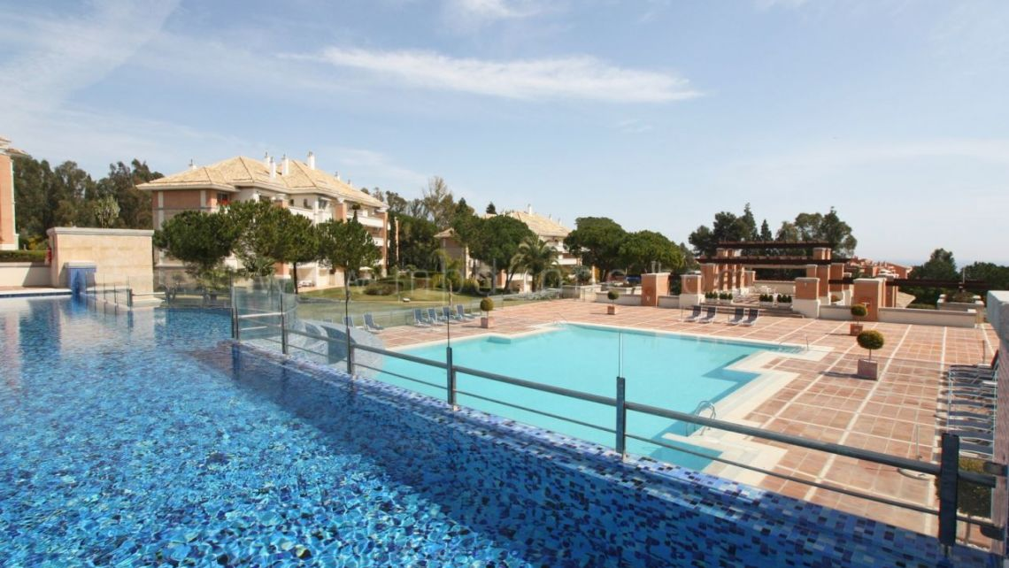 Marbella Golden Mile, 2 bedroom apartment for sale in La Trinidad, Marbella Golden Mile