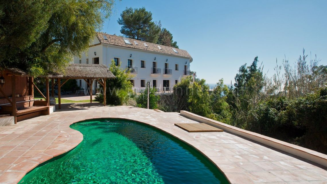 Mijas, Villa for Sale in Mijas Pueblo - Possibility an 11 bedroom Boutique Hotel